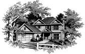 House Plan 80133