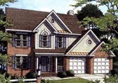 House Plan 80166