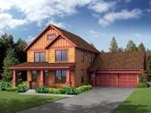 House Plan 80196
