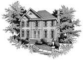 House Plan 80197