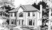 House Plan 80198