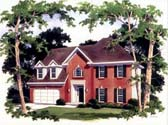 House Plan 80200