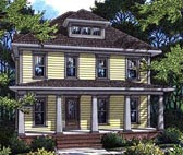 House Plan 80218