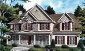 House Plan 80225