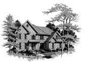 Plan Number 80240 - 3304 Square Feet