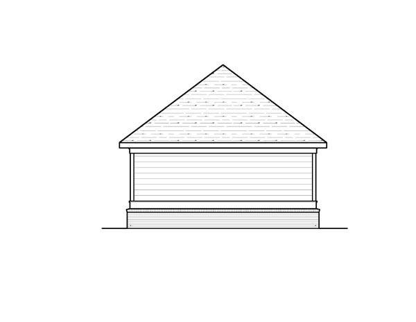 Cottage 2 Car Garage Plan 80253 Picture 1