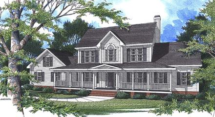 House Plan 80266