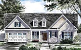 House Plan 80310