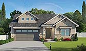 Plan Number 80405 - 2071 Square Feet