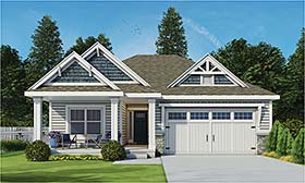 House Plan 80406