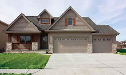 House Plan 80410
