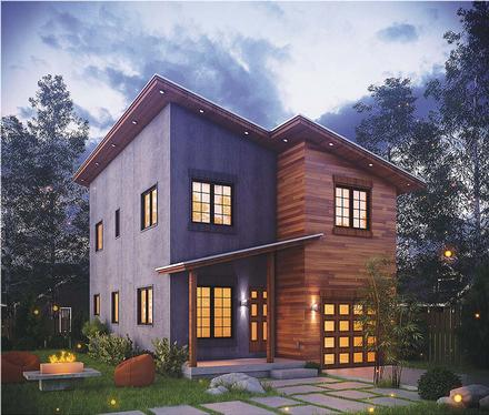 House Plan 80415