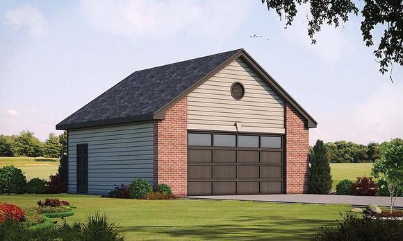 Garage Plan 80428
