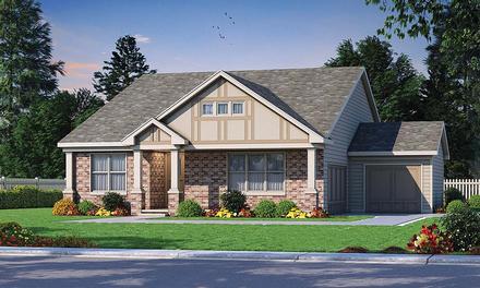 House Plan 80442