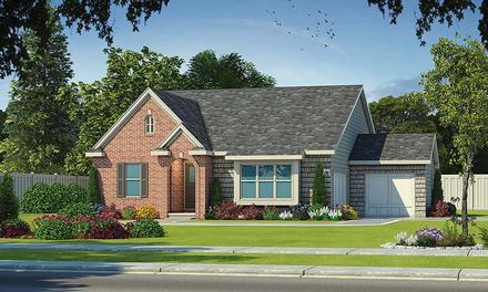 House Plan 80443