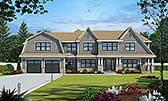 Plan Number 80455 - 4352 Square Feet