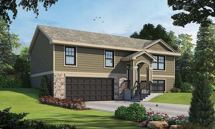 House Plan 80466