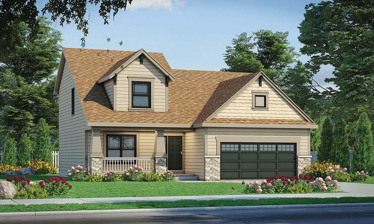 House Plan 80473