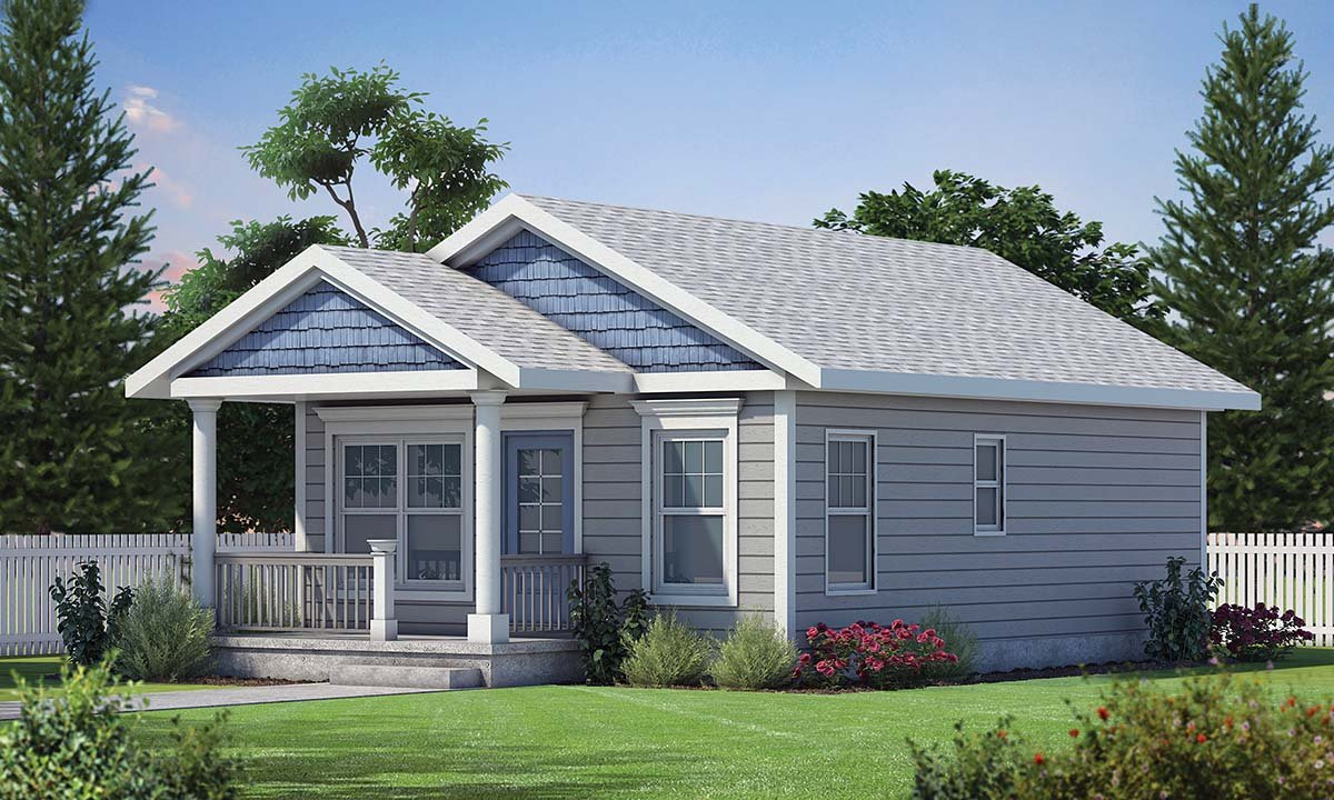House Plan 80494