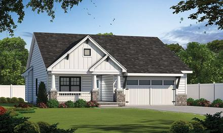 House Plan 80498