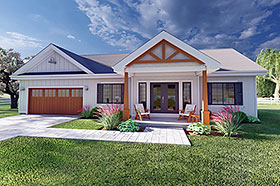House Plan 80509