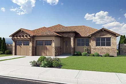 House Plan 80512
