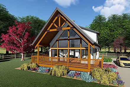 House Plan 80518