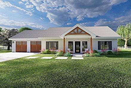 House Plan 80525