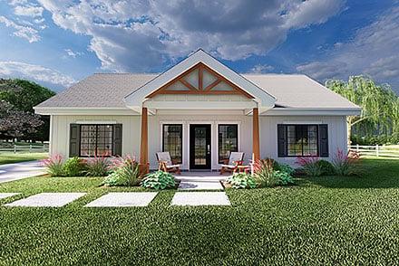 House Plan 80526