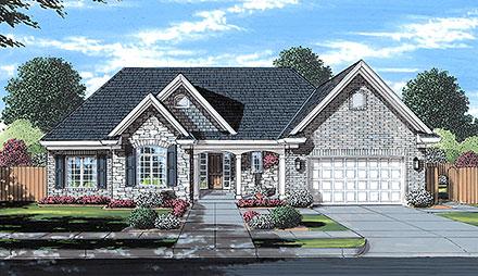House Plan 80616