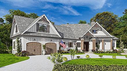 House Plan 80717