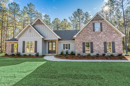 House Plan 80800
