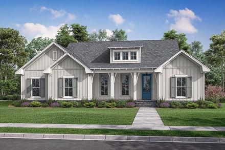 House Plan 80802