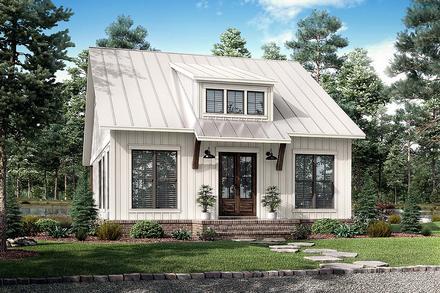 House Plan 80810