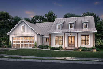 House Plan 80813