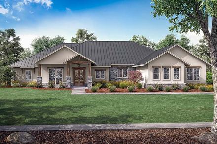 House Plan 80814
