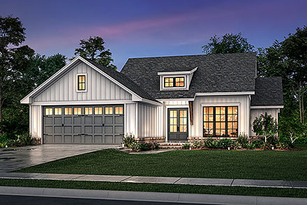 House Plan 80825