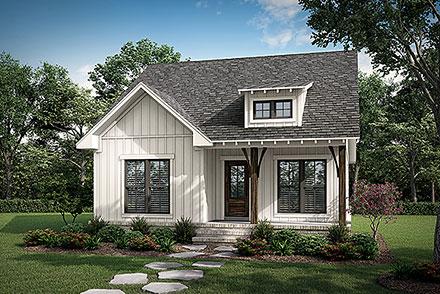 House Plan 80826