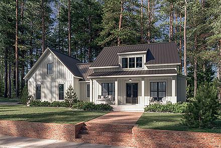 House Plan 80828
