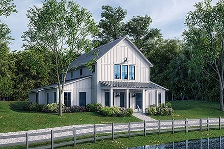 House Plan 80830