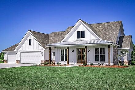 House Plan 80831