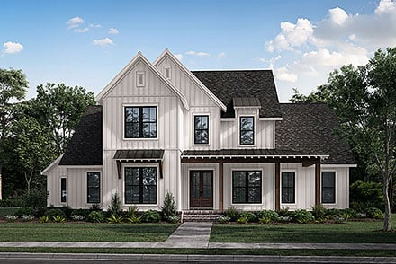 House Plan 80832