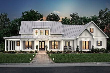 House Plan 80833