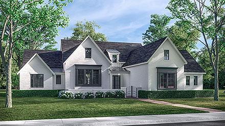 House Plan 80835