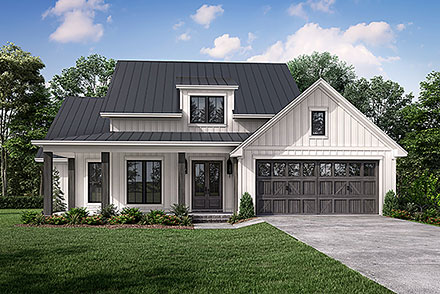 House Plan 80836