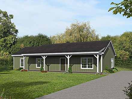 House Plan 80913