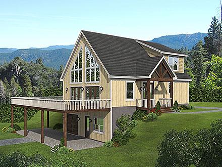 House Plan 80918