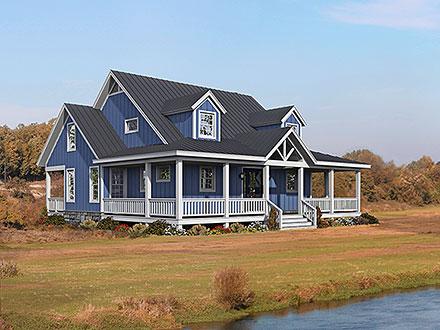 House Plan 80920
