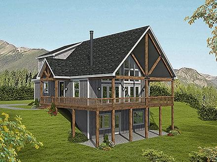 House Plan 80928