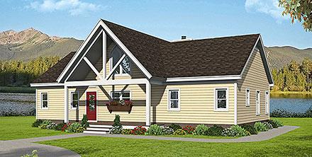 House Plan 80930